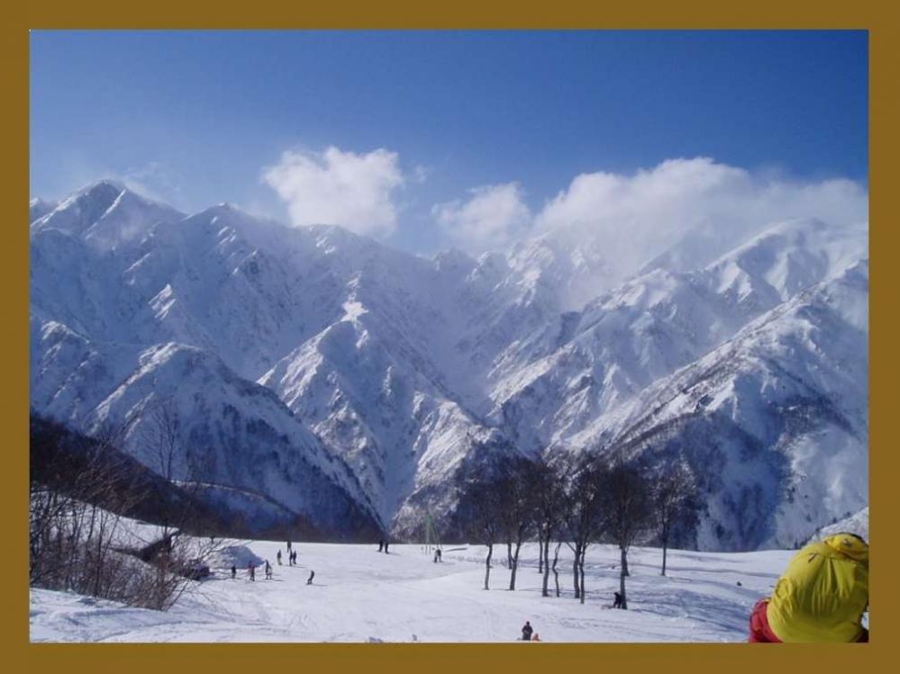 スキー場5